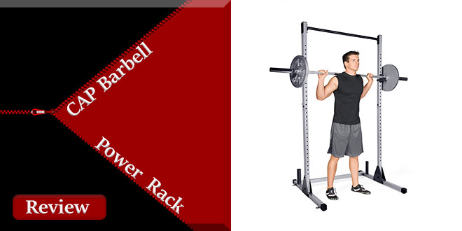 CAP Barbell Power Rack Review