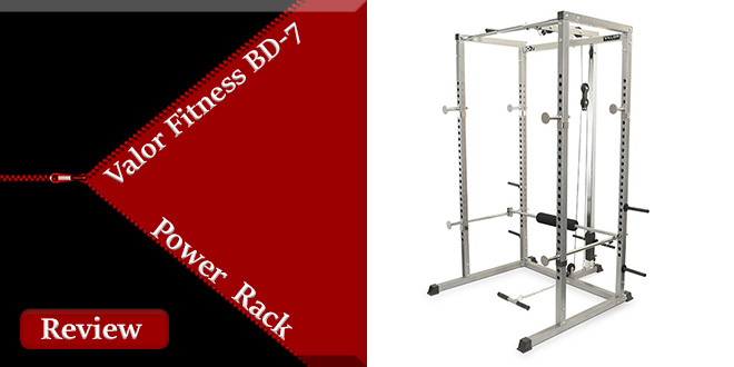 Valor Fitness Power Rack Review